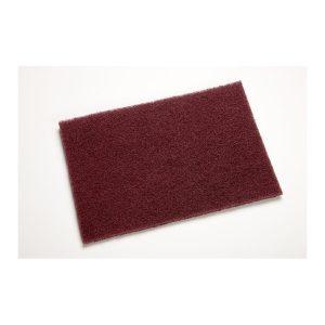 Panno abrasivo rosso