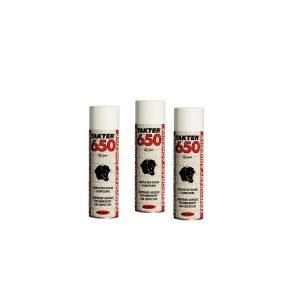 Adesivo Spray Temporaneo Takter 650