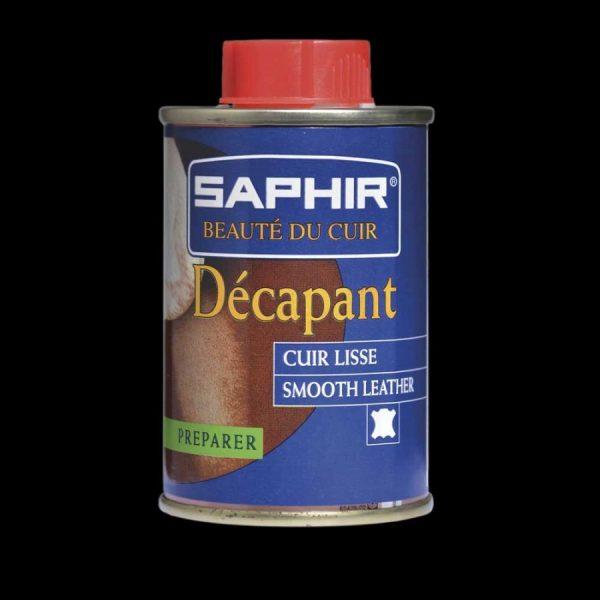 Decapant Saphir