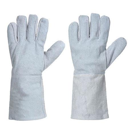 guanti da saldatore