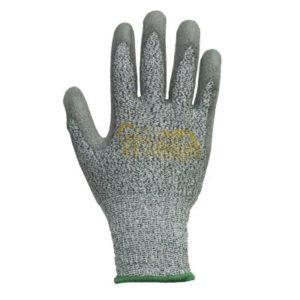 guanti con spalmatura antitaglio