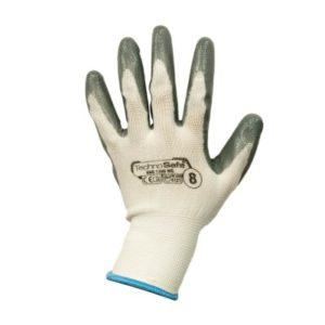 guanti spalmati in nitrile