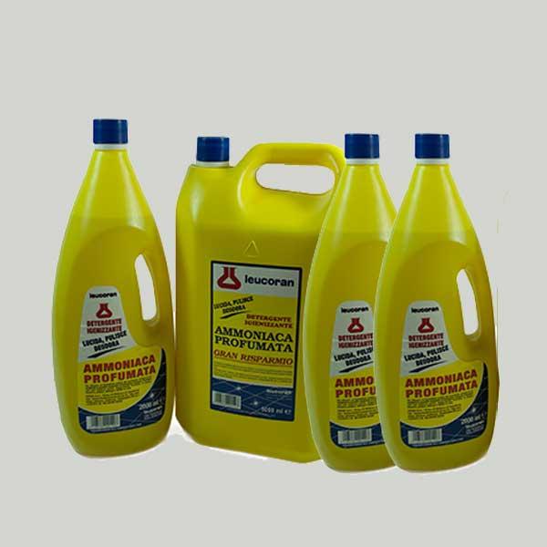 ammoniaca profumata