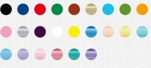 pennarello pintor cartella colori