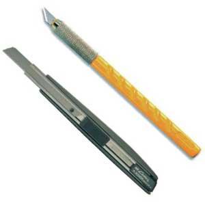 coltelli per calzolaio