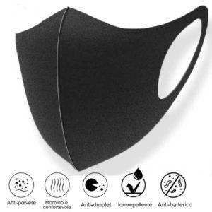 mascherina protettiva lavabile