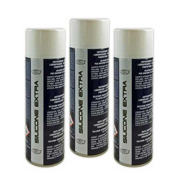 spray silicone extra